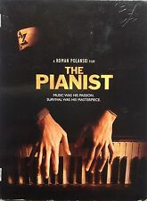 The Pianist (DVD, 2003, Widescreen)Adrien Brody