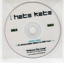 (GI954) Hate Kate, It's Always Better - 2008 DJ DVD