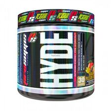 ProSupps Hyde V3 Pre Workout 30 Servings Mango Passion fruit flavor