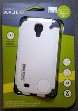 Puregear Dualtek Extreme Shock Case for Samsung Galaxy S4, White! New, in pkg!
