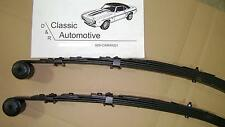 Leaf Springs Pair Camaro Firebird 67-81 5 Leaf  Multileaf  Nova **In Stock!**