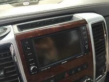 RHB 430N Jeep/Dodge/Ram Stereo/DVD/GPS with Alpine Speakers and Drop Down DVD