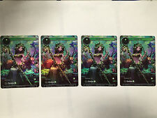 SOUVENIR-012 Sacred Elf x4 - Full Art Promo playset - Near Mint NM FoW