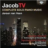 Jacob Ter Veldhuis - : Complete Solo Piano Music (2014)