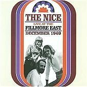 The Nice - Live At The Fillmore East (December 1969, 2009)