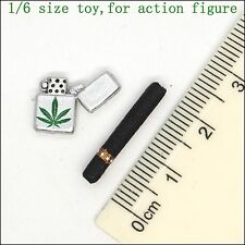 L01-02  1/6 scale  action figure Cigar & lighter