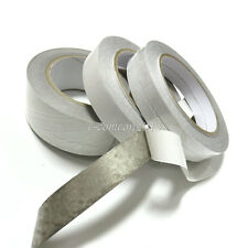 New 5mm Silver Double Sided Conductive Cloth Fabric Tape LCD Phone EMI Shield