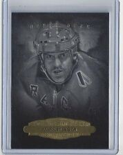 2014-15 MARK MESSIER UPPER DECK UD MASTERPIECES BLACK & WHITE #163
