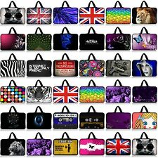 "17 inch Sleeve Notebook Case Carry Cover Bag Pouch For 16.5"" 17.3"" 17.4"" Laptop"