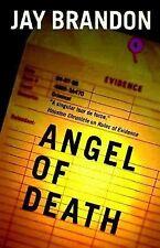 Jay Brandon - Angel Of Death (1998) - Used - Trade Cloth (Hardcover)