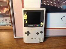 1998 Original Pokemon Pikachu Nintendo Gameboy/Game Boy Color CGB-001 Console