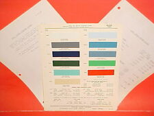 1955 BUICK ROADMASTER SUPER CENTURY SPECIAL RIVIERA CONVERTIBLE PAINT CHIPS +