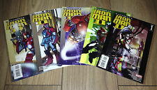 Ultimate Iron Man II #1-5 (Complete) NM Orson Scott Card Enders Game