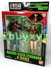new BANDAI S.I.C. Vol.55 Masked Rider Stronger & Tackle Japan ver.*FREE SHIPPING