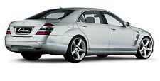 Lorinser Sportauspuffanlage für Mercedes Benz S-Klasse W221 / V221 - S350 / S500