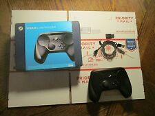Valve Steam USB Wireless Controller and USB dongle - Black