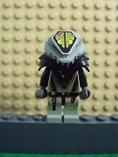 Lego Minifig ~ Alpha Draconis Alien Leader/Captian Insectoid UFO Space RARE #rey