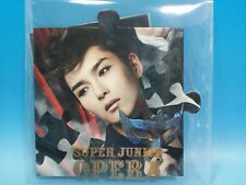 CD Opera RYEOWOOK ver. SUPER JUNIOR JAPAN PRESS SUJU