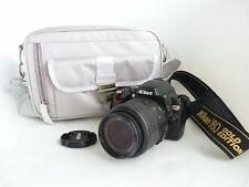 Nikon D60 GOLD SPECIAL EDITION 10.2 MP Digital SLR Camera + 18-55mm VR Lens *WRE