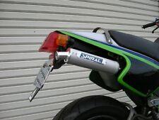 """Garage-SPIRAL Slip-on Silencer """"Spiral"""" Exhaust Chamber KAWASAKI KSR-1"""