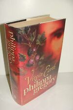 Virgin Earth by Philippa Gregory True UK 1999 1st/1st Hardcover - White Queen