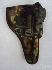 NEW German Military Army Flecktarn Camouflage P1 Walther Pistol Holster