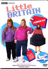 Little Britain: Abroad  David Walliams, Matt Lucas NEW DVD