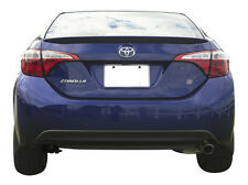 #540 PRIMERED Factory Style Lip SPOILER fits the 2014 2015 2016 TOYOTA COROLLA