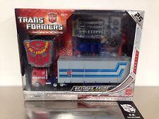 Transformers 25th Anniversary G1 Reissue Optimus Prime 100% Complete MIB
