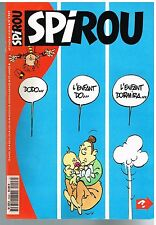 A12- Spirou N°2949 Les Baby Sitters