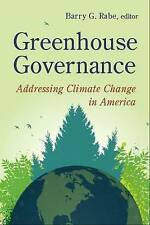 Greenhouse Governance: Addressing Climate Change in America by Brookings...