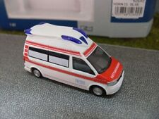 1/87 Rietze hornis Blue inte Ambulance RTW 52692