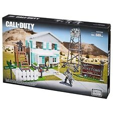 Mega Bloks Call of Duty Nuketown New