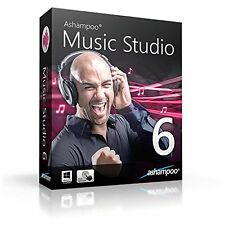 Ashampoo Music Studio 6 dt.Vollvers.ESD Download 14,95 statt 39,99 EUR !!