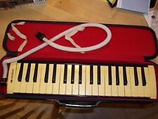 Hyundae Melodion M-36 Melodica instrument, vintage collectors' item