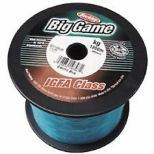 Berkley Big Game IGFA Blue 12,000m 12Km 13,000yds Mono Line BULK 8kg 17LB 0.39mm