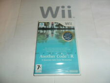 nintendo Wii: ANOTHER CODE: R a journey into lost memories -nintendo sealed-
