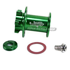 Circus Monkey Disc CNC Lefty  Front Hub For Cannondale,32 Hole,Green