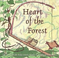 Heart of the Forest: The Music of the Baka Forest People of Southeas . EXLIBRARY