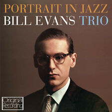 Bill Evans Trio - Portrait In Jazz CD