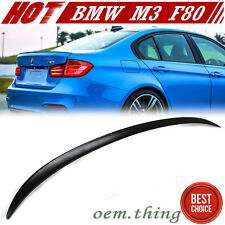 PAINTED Color F80 M3 F30 BMW M4 Style 3-Series Rear Trunk Boot Spoiler NEW 12-16