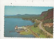 The Northern Route Highway 11 To Eastern Ontario Canada 1969 Postcard 777a