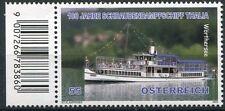 austria 2009 centenario battello a vapore thalia 2631 MHN