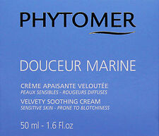 Phytomer Douceur Marine Velvety Soothing Cream 50ml Sensitive Skin Fresh New