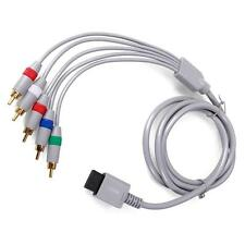 Component Cable HDTV AV High Definition Audio Video AV Cable for Nintendo Wii