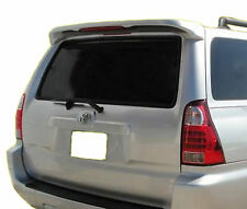 TOYOTA 4 RUNNER FACTORY UNPAINTED REAR WING SPOILER 2003-2009