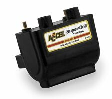 Super Coil Accel Black 140407BK