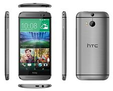 New Inbox HTC One M8 - 32GB - Gunmetal Gray (T-Mobile) Only. OEM Accessories