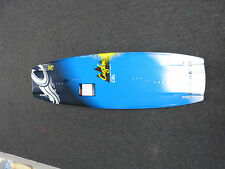NEW  2014 CABRINHA CUSTOM CBL 136CM BOARD WITH FINS