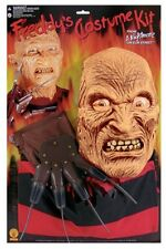 FREDDY KRUEGER HALLOWEEN FANCY DRESS COSTUME ELM STREET